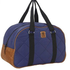Roxy 🆕 with tags quilted This Time duffle bag